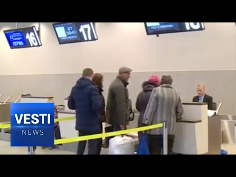 Yet One More State of the Art International Airport Inaugurated in Russia
