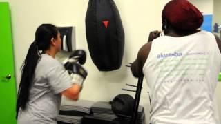 Akua Ba Fitness: Round 1