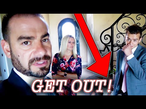 Kicked OUT Until You GET A DATE!!