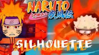 🎵 [ROBLOX] Naruto Shippuden-silhueta | Vida de Shinobi paródia! 🎵