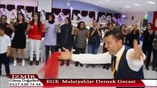 Soner Ergül-Ege Malatyalılar Gecesi Türküler Halaylar