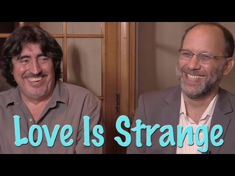 DP30: Love Is Strange, Ira Sachs, Alfred Molina