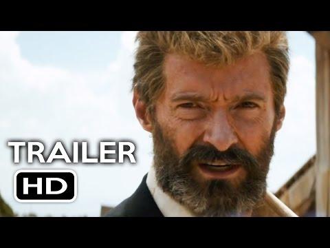 Logan Official Trailer #2 (2017) Hugh Jackman Wolverine Movie HD