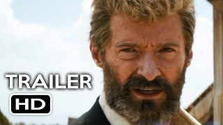 Logan Official Trailer #2 (2017) Hugh Jackman Wolverine Movie HD