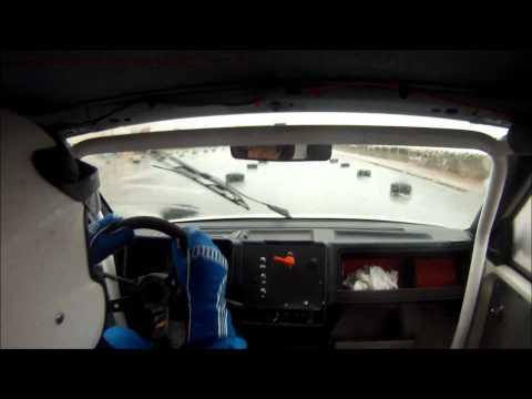 Belu - slalom automobile Stella Plage 2013