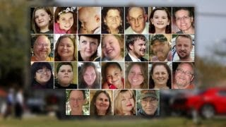 Texas church shooting victims identified
