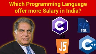 Software Engineer Salary in India Must Watch !