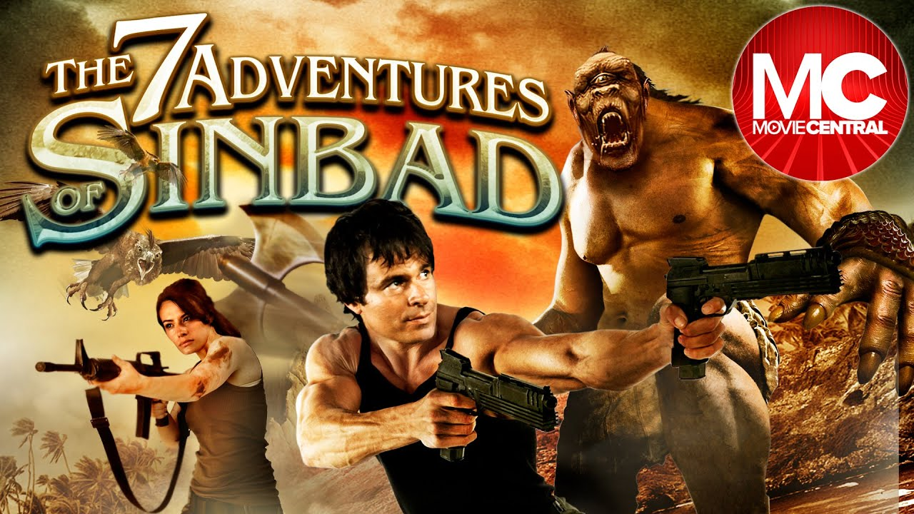 Download The 7 Adventures of Sinbad   Full Action Adventure Movie