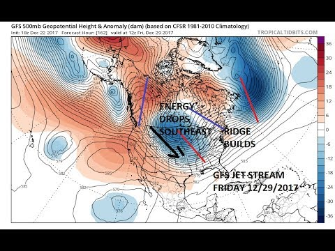 WHITE CHRISTMAS NORTHEAST WITH A DYNAMIC WEATHER PATTERN SHAPING UP FOR NEXT WEEK