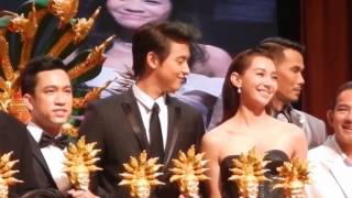 James Jirayu & Bella Campen -All of award- (James Chi-Bella) -Event- (Bella Việt Nam fanclub)