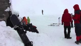 Черни връх / Black peak 1 (20130217)
