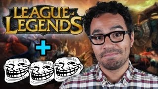 Repeat youtube video Has League of Legends Tamed the Trolls Forever? | Game/Show | PBS Digital Studios