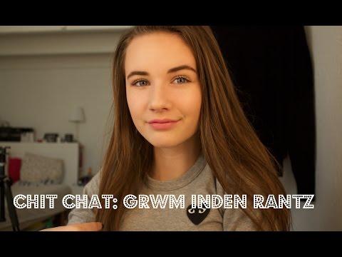Chit chat: Gør dig klar med mig inden Rantz
