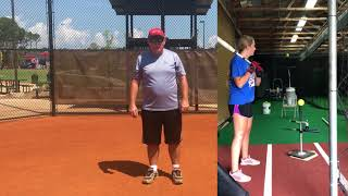 Fastpitch Mental and Visual Training VBS