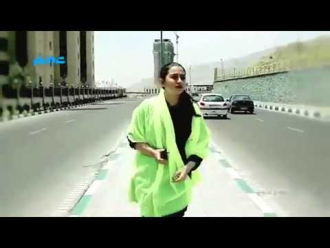 جدیدترین ویدئو هپی از ایران(تهران) -Pharrell Williams happy from Iran(Tehran) newest version