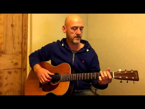 REM - Everybody hurts - Guitar lesson by Joe Murphy