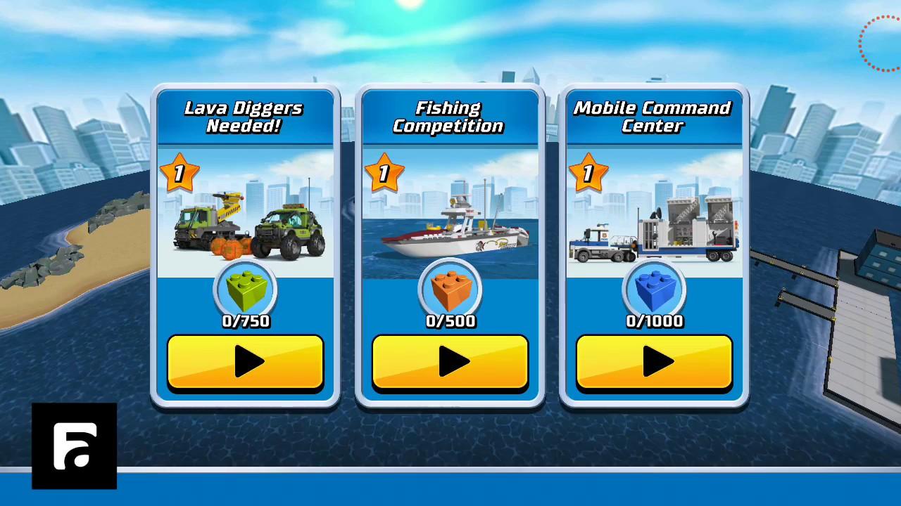 Lego City Mobil Polisi Youtube