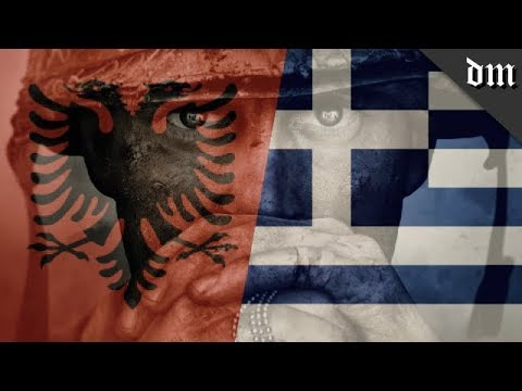 Albania vs Greece - Army/Military Power Comparison 2018 (Albanian Army vs Greek Army)
