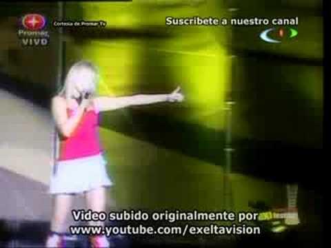 Fanny Lu – No Te Pido Flores ( Barquisimeto Top Festival 2008 )