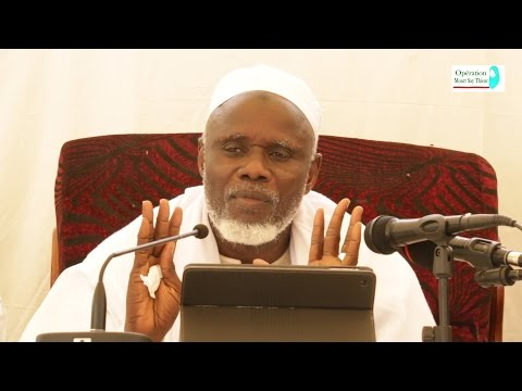 Conférence de Cheikh Ibrahim Khalil LO (H.A)  à Thiaroye Parties 02
