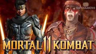 "Nightwolf's Awesome RONIN TAKEDA Ability! - Mortal Kombat 11: ""Nightwolf"" Gameplay"