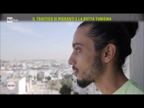 Il traffico di migranti e la rotta tunisina - Nemo - Nessuno Escluso 23/11/2017
