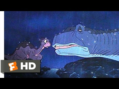 the-land-before-time-(2/10)-movie-clip---littlefoot's-mother-dies-(1988)-hd