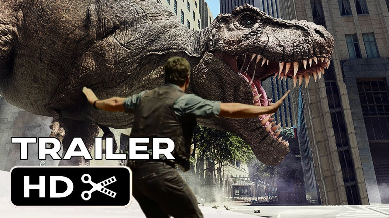 Jurassic World 3: EXTINCTION (2020) Teaser Trailer #1 - Chris Pratt Dinosaur Kids Movie