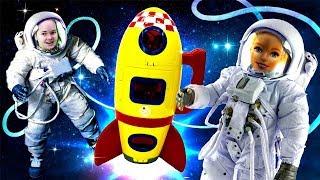 Барби летит на Марс - Приключения Барби! Видео для девочек - Будет исполнено