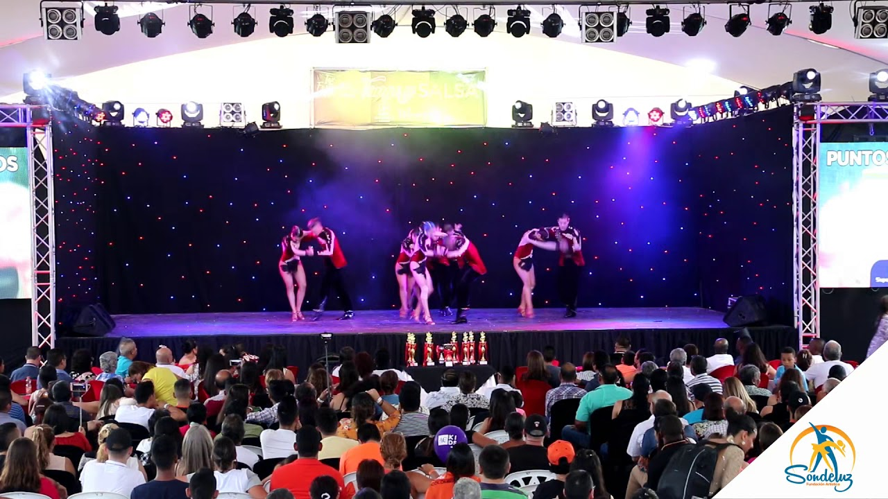 Sondeluz en Palmira Festival de Tango y Salsa