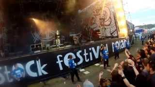 WOODSTOCK 2015 SCARECROW blues hiphop Ain