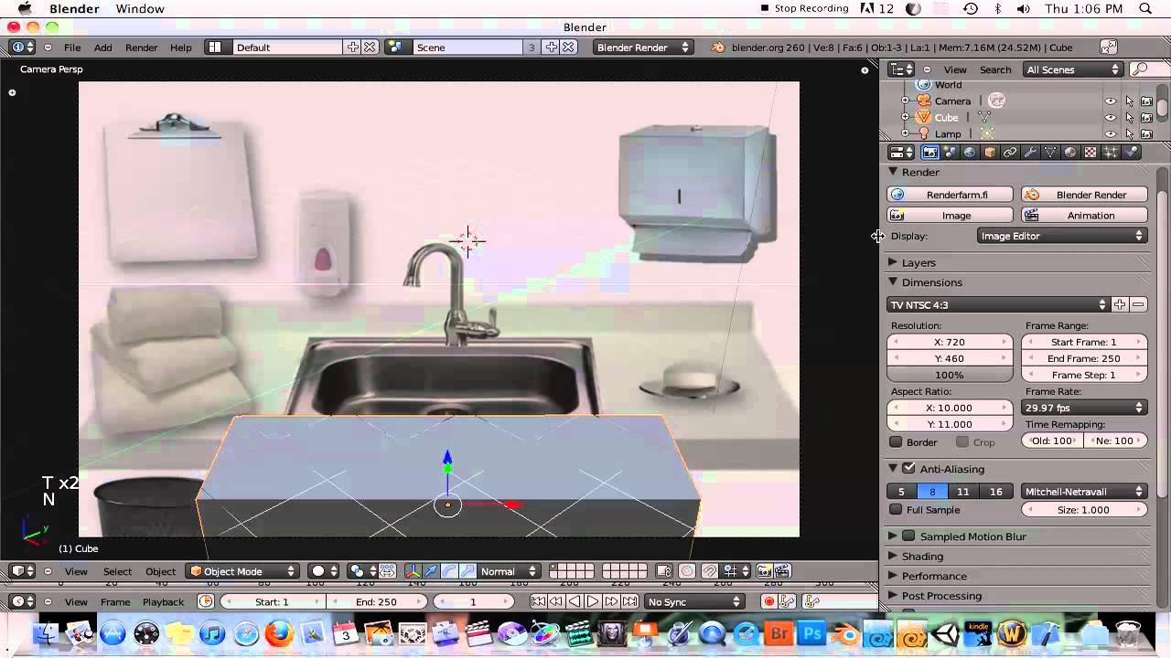 Background image not showing blender - Blender Compositing Background Images