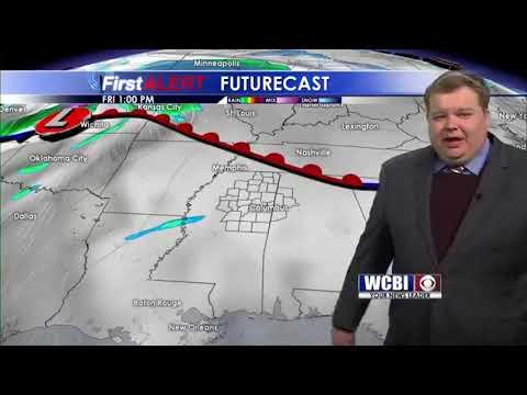 Weather Outlook 1 17 19 Youtube
