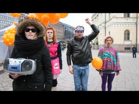 Radio NRJ: Dance like nobody's watching - Helsinki