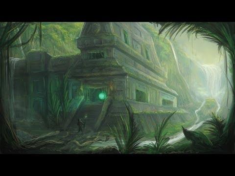 Tribal Jungle Music - Aztec Jungle