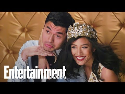 'Crazy Rich Asians' First Look: Inside The Daring, Dashing Film  Cover Shoot  Entertainment Weekly