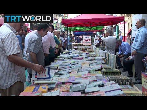 Al Mutanabbi Street in Baghdad: A cultural icon