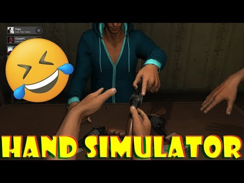 NAJTEZA IGRA IKADA - Hand Simulator /w MajstorMika, Papy, Karlito