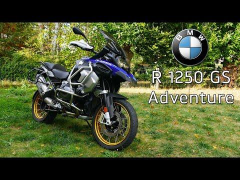 Test de la BMW R 1250 GS Adventure : mon avis et dossier complet après 1 semaine passée avec