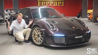 200mph Autobahn Blast with MONSTER 800hp Porsche GT2 RS!