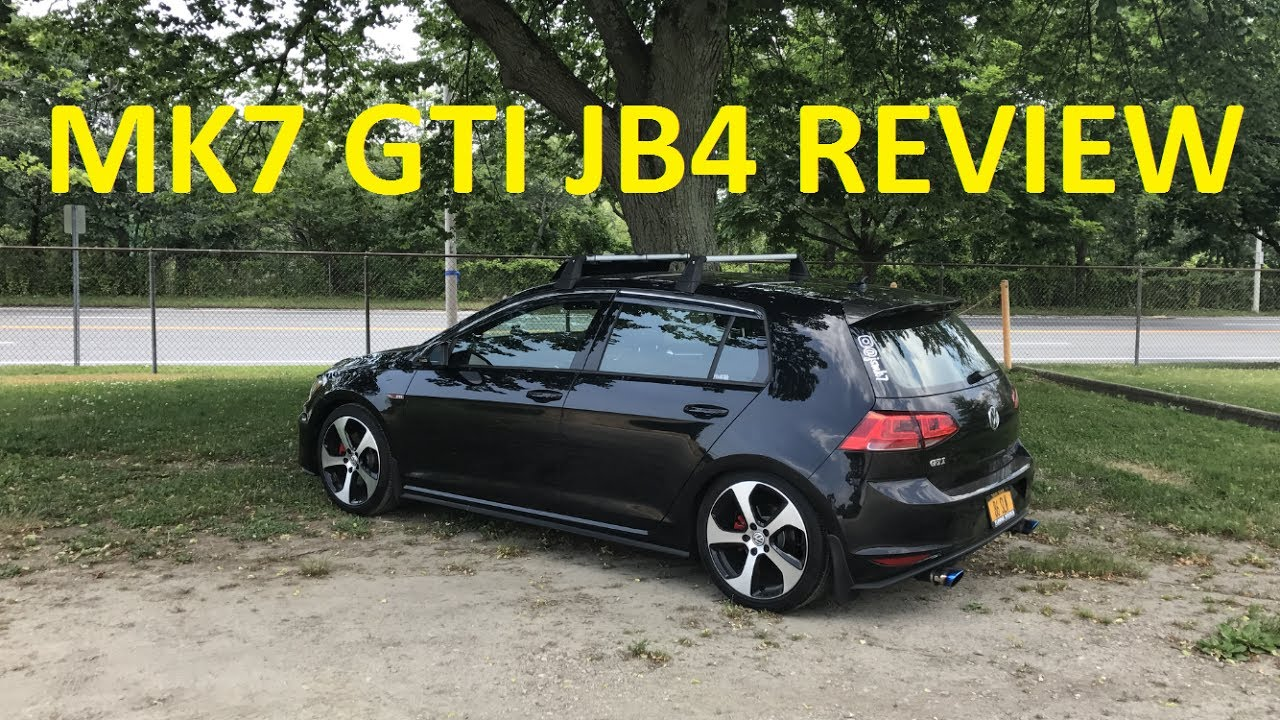 MK7 GTI JB4 TUNE INSTALL AND REVIEW