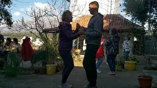 Черногория 2020. Февраль. Наша дружная семья SalsaFamiliMontenegro.