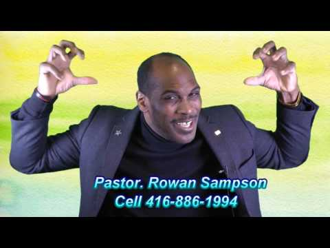 Pastor Rowan Sampson