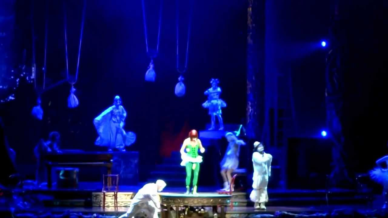 Zarkana Show [Preview] By Cirque du Soleil: Radio City Music Hall