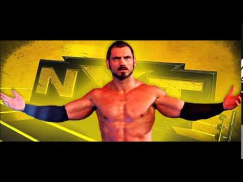 2016: Austin Aries 1st & New WWE NXT Debut Custom Theme Song -