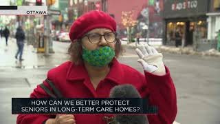 How can we better protect seniors in long-term care homes? | Outburst