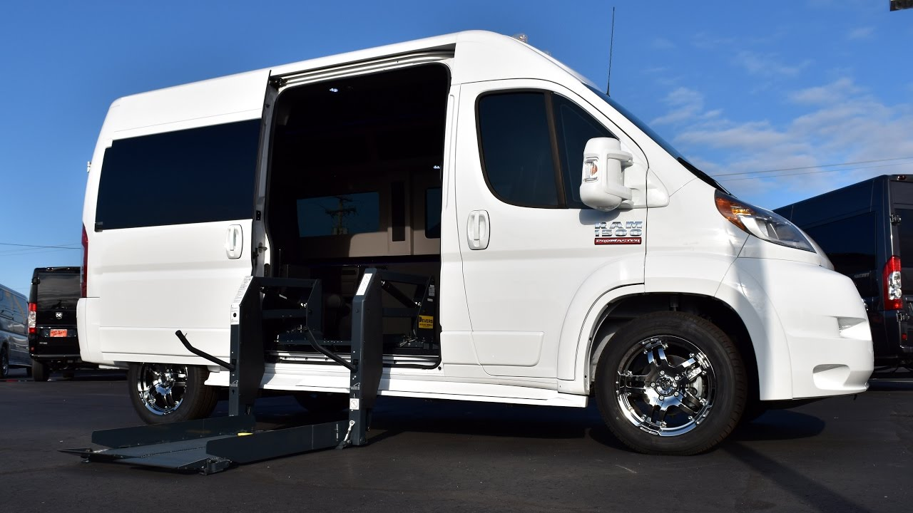 Promaster vans for sale tampa autos post for Wheelchair accessible homes for sale in florida