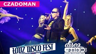 Czadoman - Łódź Disco Fest 2015 (Disco-Polo.info)
