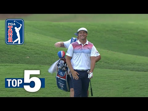 Top 5 Shots of the Week | TOUR Championship 2018