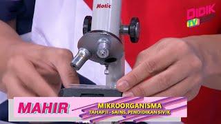 Mahir (2021) | Tahap II: Sains, Pendidikan Sivik – Mikroorganisma